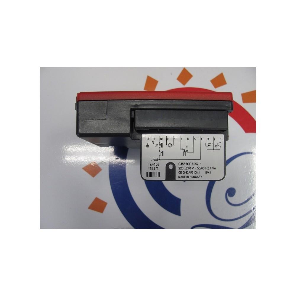 Automatika zapalovací  S 4565 CF 1052 Honeywell DAKON MT, PK, KG