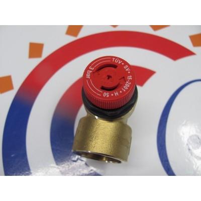 Ventil pojistný 3b O-kroužek