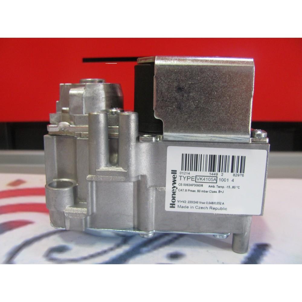 Plynový ventil Honeywell  CVI VK4105A1001 DAKON GL , P lux , MT  , PK   ON / OFF