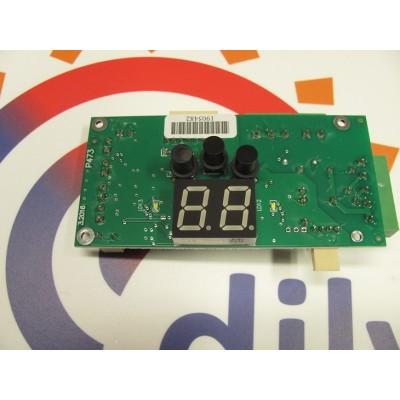 Řídící jednotka s displejem Bosch Tronic Heat  TH300 TH3500