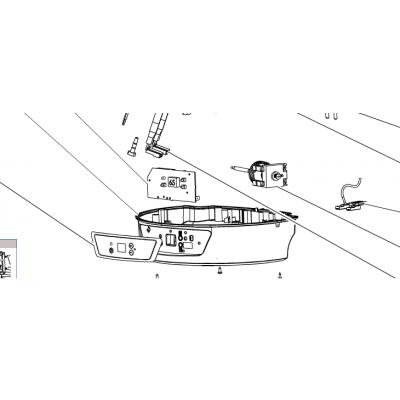 Deska řídící Bosch  Tronic