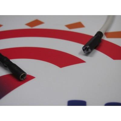 Kabel k elektrodám silikon s odporem,630mm