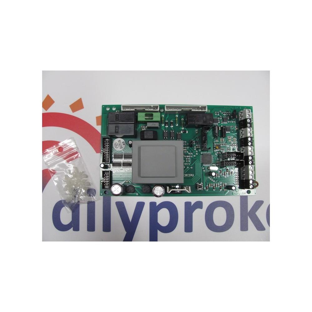Řídící automatika elektrokotle REK-CPU