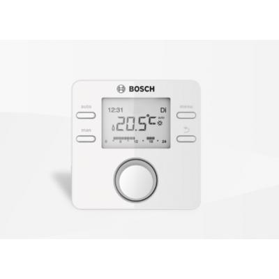 CR 100 prostorový regulátor Bosch Junkers