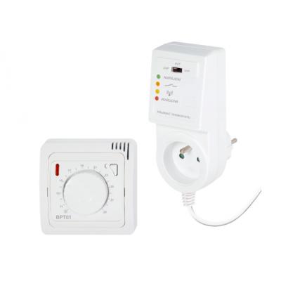 Bezdrátový pokojový termostat BPT013