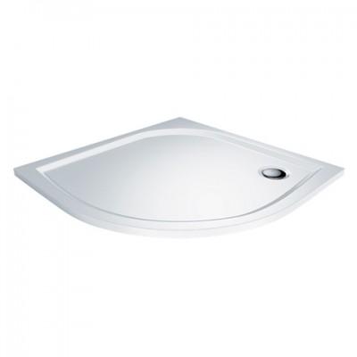 Sprchová vaníčka litý mramor 90x90x3 R550