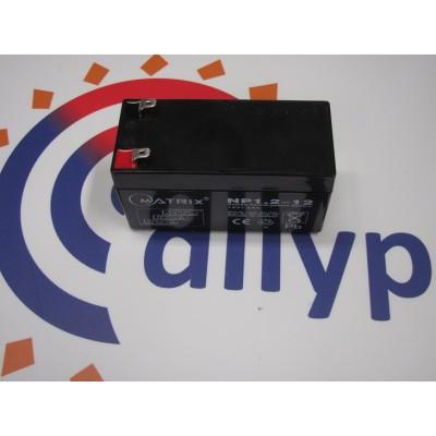 Baterie 12V (1,2 Ah, PV 20a/b…PV 180a/b)  DAKON DOR 5F...