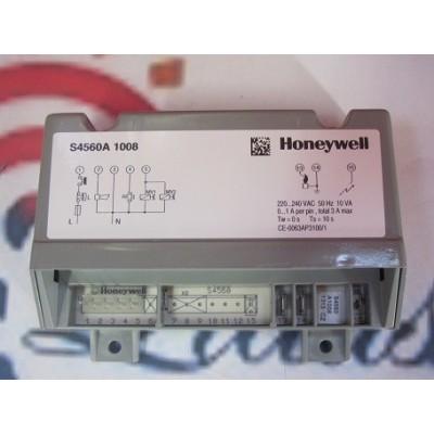 Automatika Honeywell S 4560 A 1008 DAKON GL, P, VIADRUS
