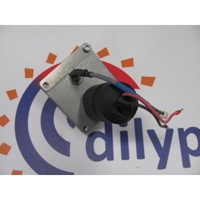Motor se senzorem PV 20a/b,PV 30a/b  DAKON DOR 5F Pelety