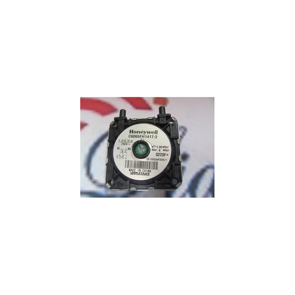Manostat tlaku vzduchu DAKON  DUA PLUS KOMPAKT IPSE C6065
