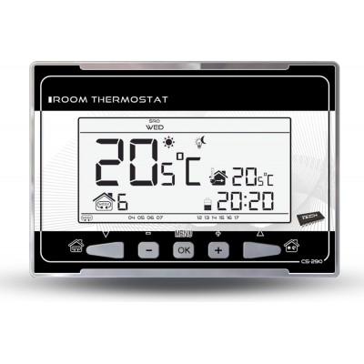 Pokojový termostat bezdrátový ST - 290  DAKON FB2 AUTOMAT...