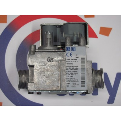 Armatura plynová SIT 848 - 024- 24V50Hz DAKON KS , KZ