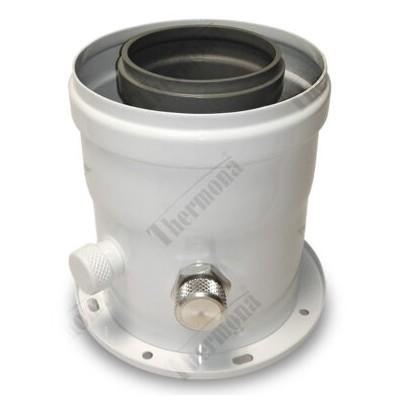 Příruba s MM, průměr 60/100 mm, kondenzační kotle