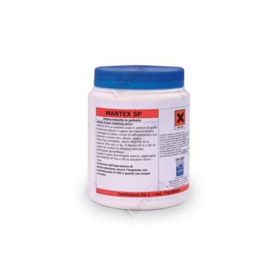 Mantex (balení 1kg) - na nerez, mosaz, měď, cín