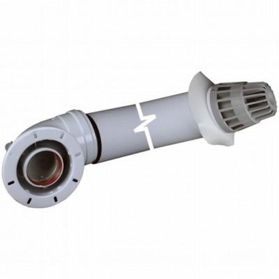 """Základní sada odkouření, průměr 60/100 mm, pro kotel """"turbo"""""""