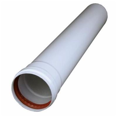 """Prodloužení, 500 mm, průměr 80 mm, pro kotel """"turbo"""""""