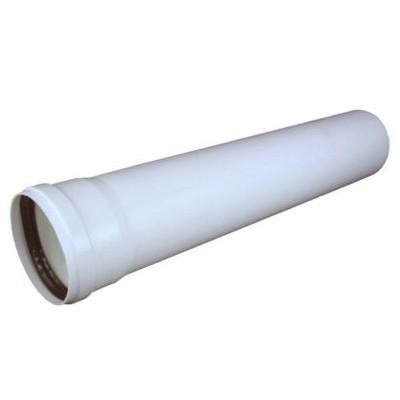 Prodloužení, l-500 mm, průměr 80 mm, pro kondenzační kotel