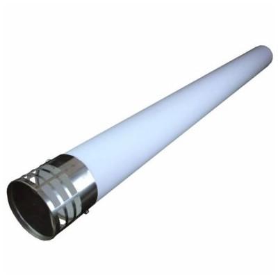 Trubka výdušná, l-1000 mm, průměr 80 mm, pro kondenzační...