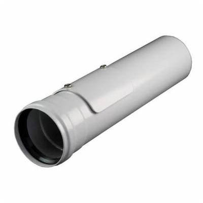 Vsuvka s kontrolním otvorem, l-340 mm, průměr 80 mm, pro...