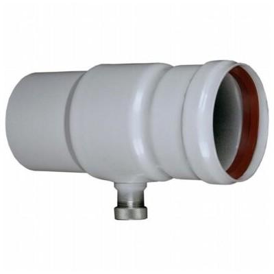 Vsuvka pro odvod kondenzátu, horizontální, průměr 80 mm,...