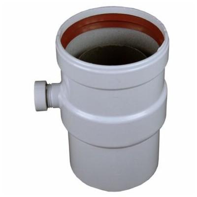Vsuvka pro odvod kondenzátu, vertikální, průměr 80 mm,...