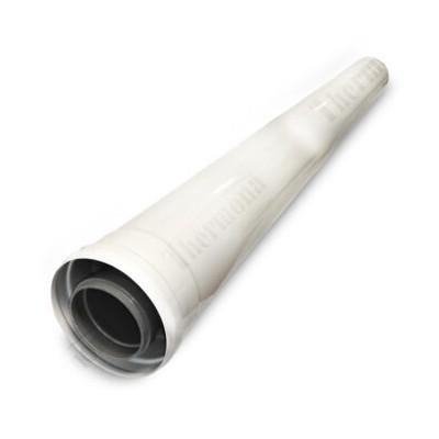 Prodloužení 1000 mm, průměr 60/100 mm, kondenzační kotle