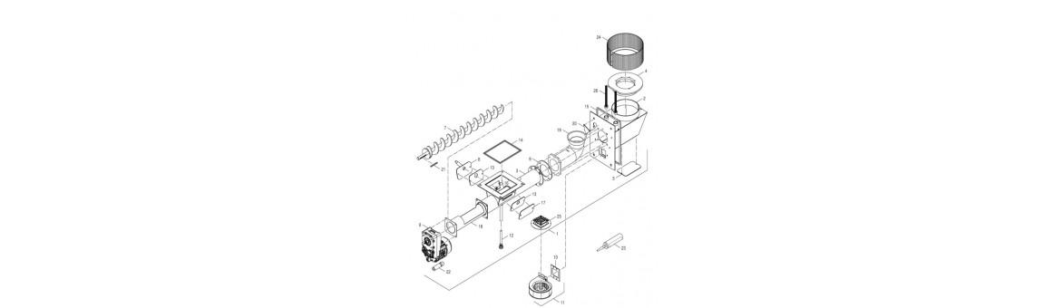 Hořák DOR 5N Automat