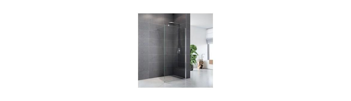 Sprchové zástěny Walk in a vanové zástěny
