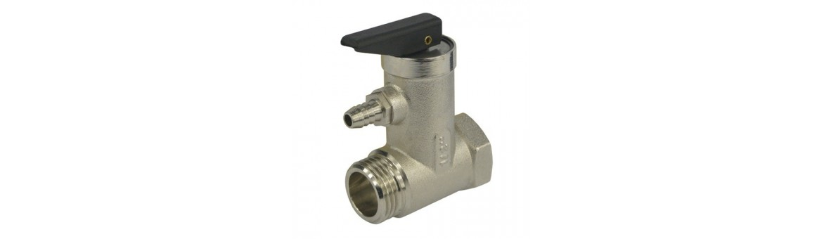 Pojišťovací ventily pro bojlery