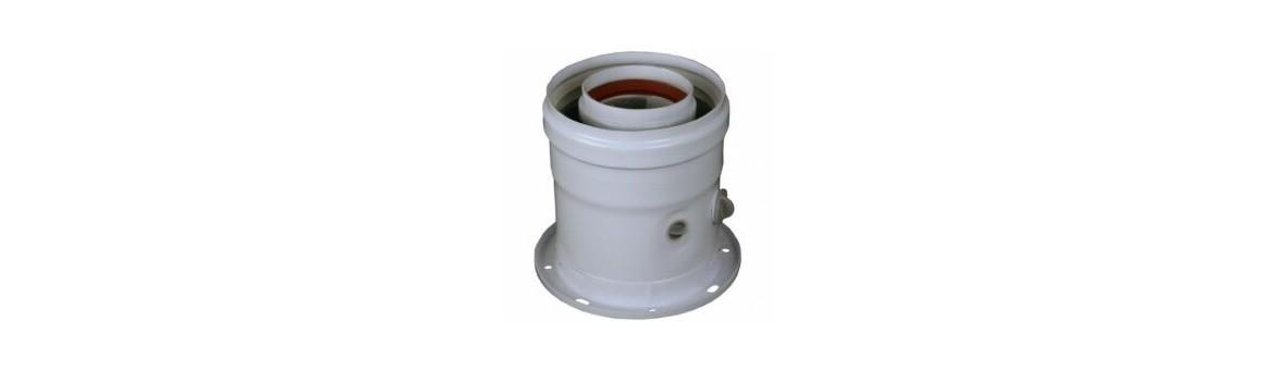 koaxiální 60/100 mm