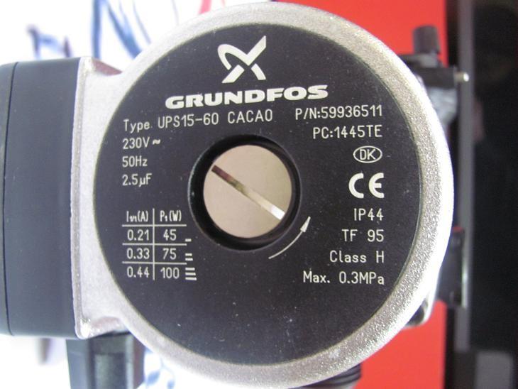 41367 Thermona Čerpadlo Grundfos UPS 15-60 cacao