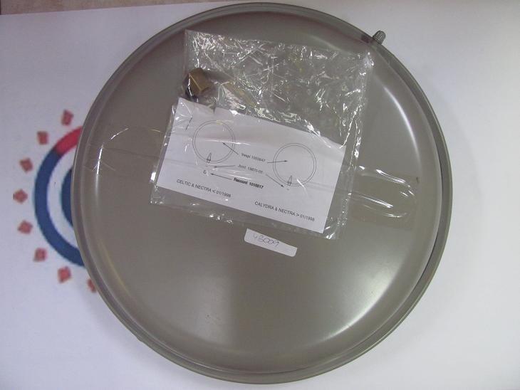 43009 Thermona Expanzní nádoba - 7,1 litrů