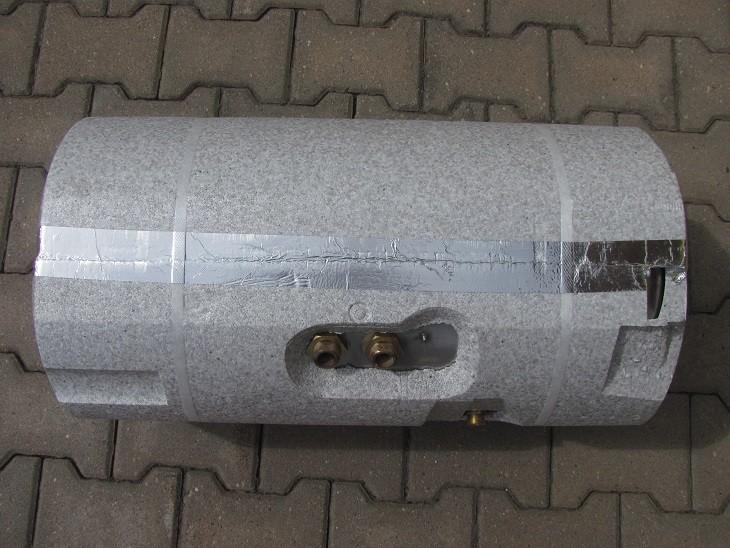 25500 Thermona Zásobník TUV nerez 55 l INOX