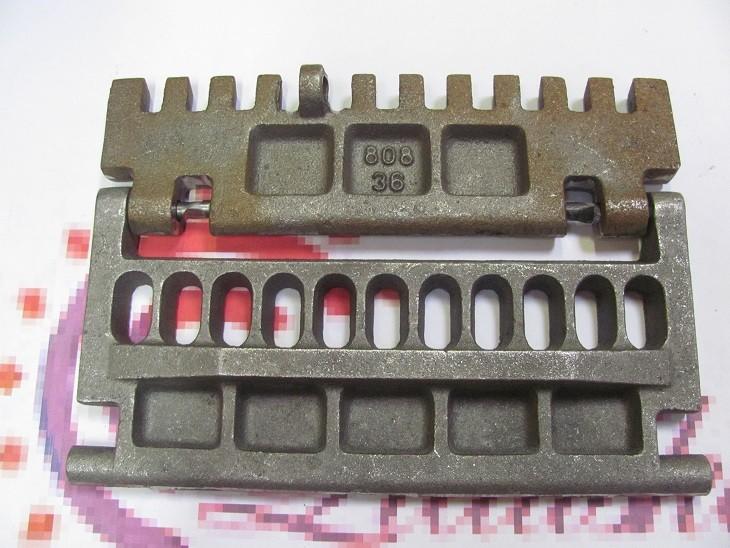 87399302180 Dakon Rošt přední + výklopný sestava Cr DAKON DOR 12,16