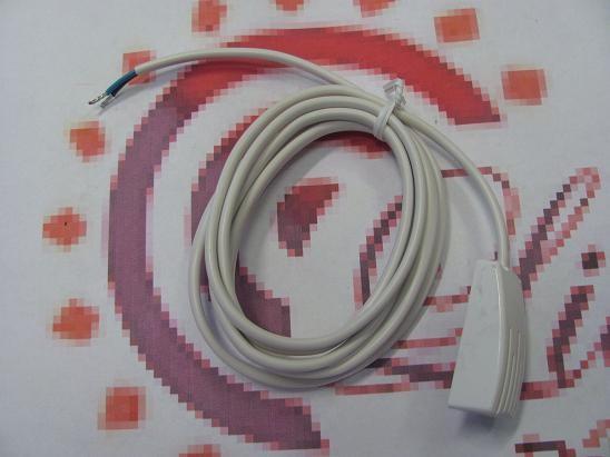 43556 Thermona Vnitřní čidlo teploty plastové pouzdro k uchycení na zeď CT02-10K