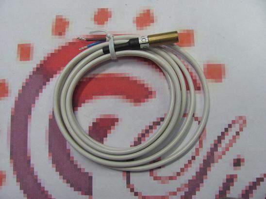43469 Thermona Venkovní čidlo teploty kovové Ct01-10k