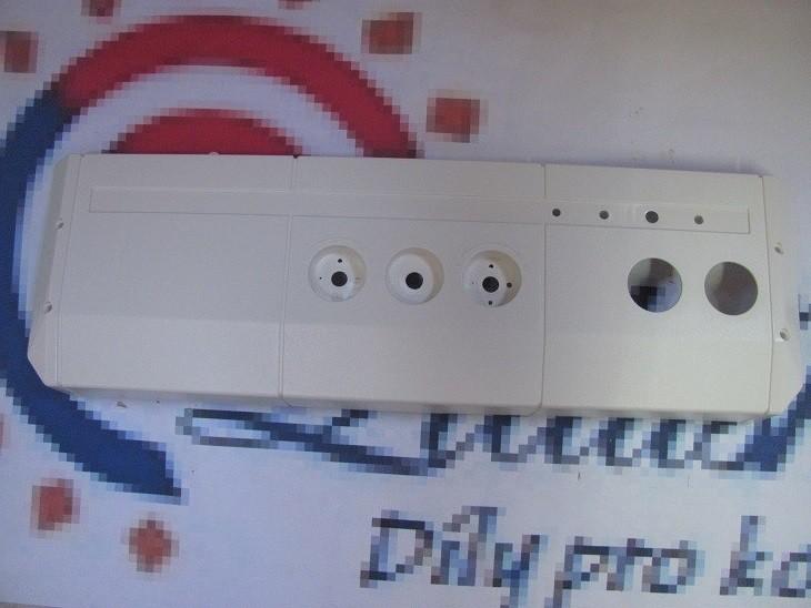87381021640 Dakon Výlisek ovládacího panelu přední DAKON DUA 24 C, R starý desing