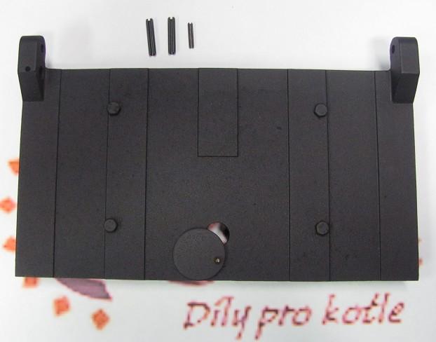 8738127668 Dakon Dvířka přikládací kompletní bez páky DOR F 12,16